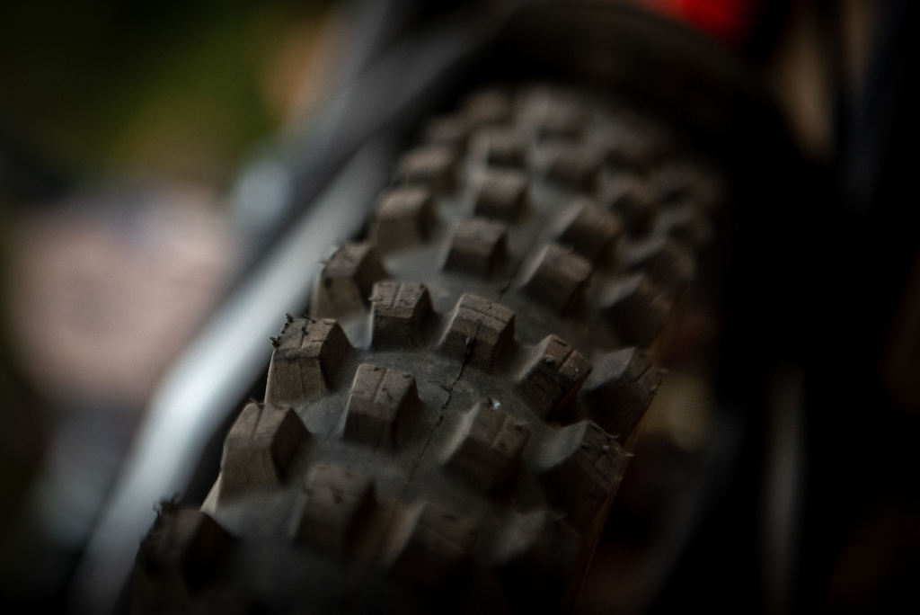 New Michelin DH tires