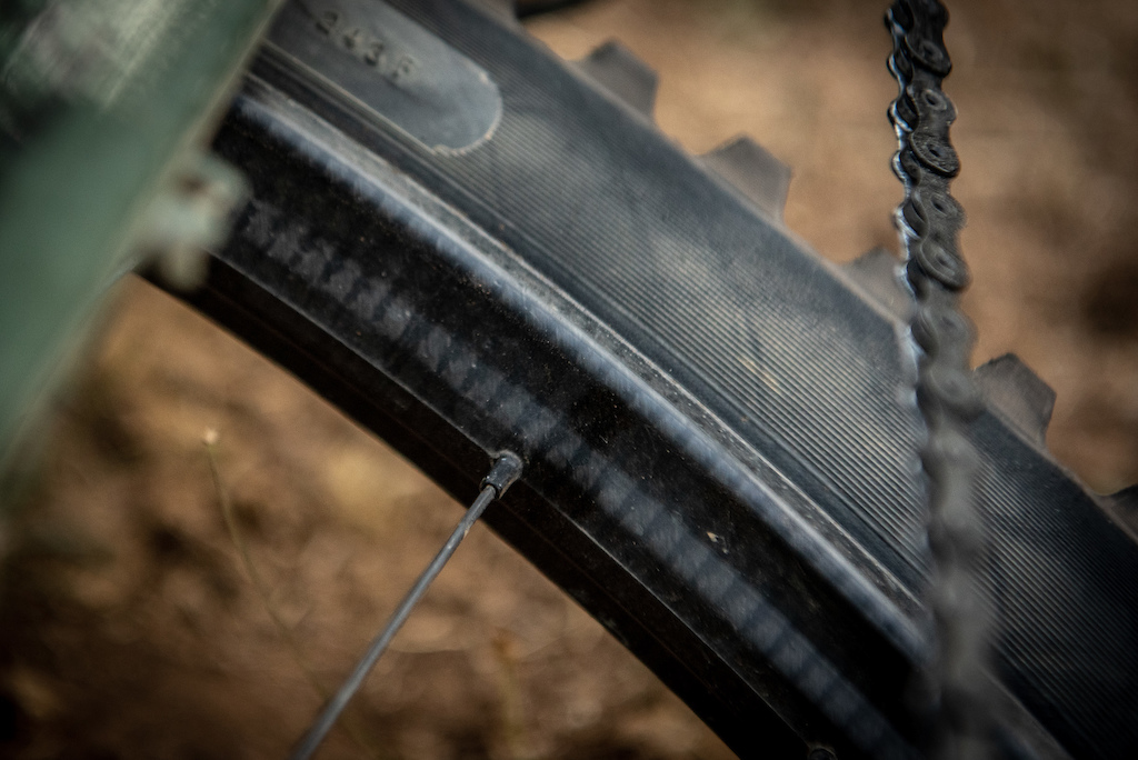 New Carbon rims from SRAM