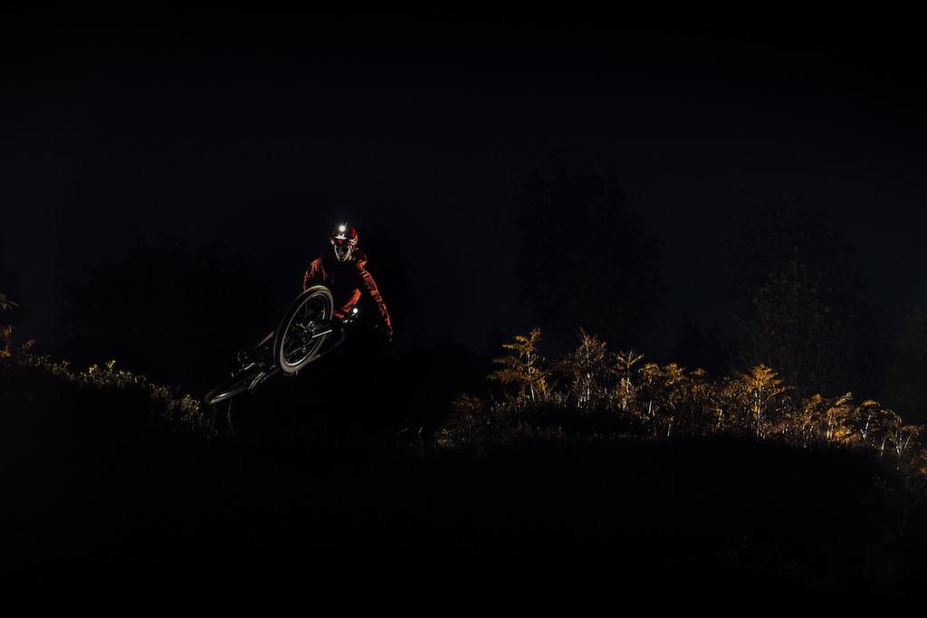 Rider of the night.