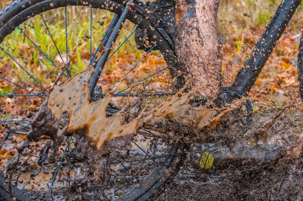 Mudbath at the Keweenaw Cup Cyclocross Race / Copper Harbor, MI