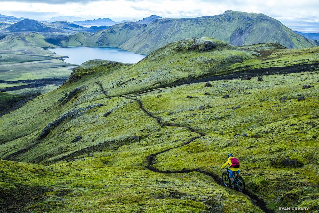 Mark Matthews Reykjadalur Iceland.