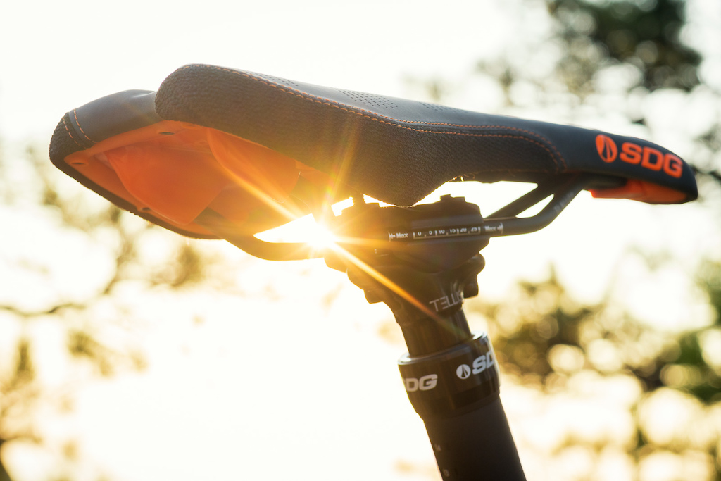 Paired with the TELLIS Dropper the RADAR MTN is the ultimate combo for any Trail rider