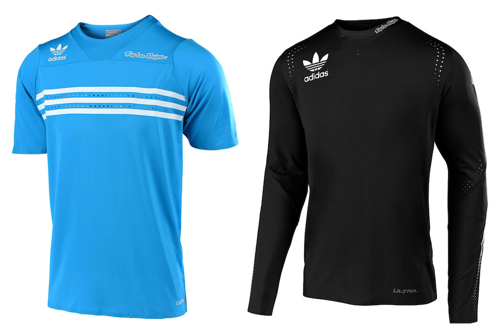 71272b575 TLD Adidas Ltd Edition Ultra Jersey. There s also a jersey in the range  which is available in short or long sleeve versions.