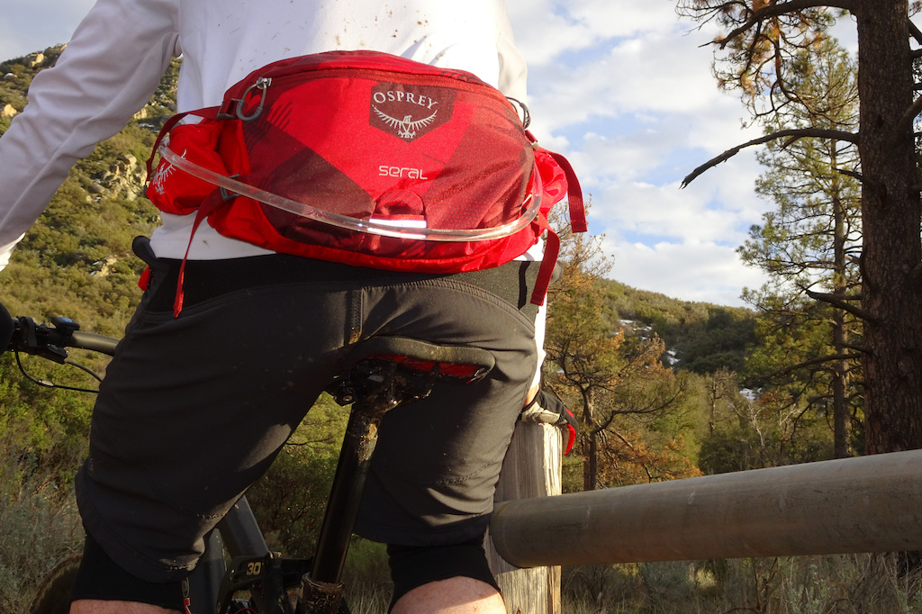 Osprey Seral hip pack review