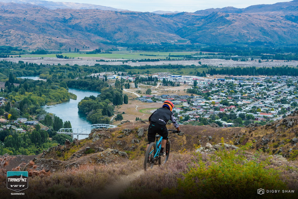 Nestled in a large river basin at the junction of the Manuherikia River and the mighty Clutha River. Alexandra is surrounded by a distinctive moonscape where Trans NZ riders got a distinct taste of something different.