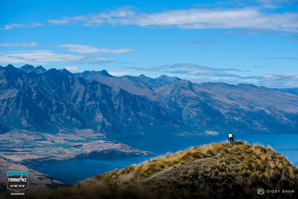 Jawdropping views of the Remarkables named allegedly because they are one of only two mountain ranges in the world which run directly north to south.