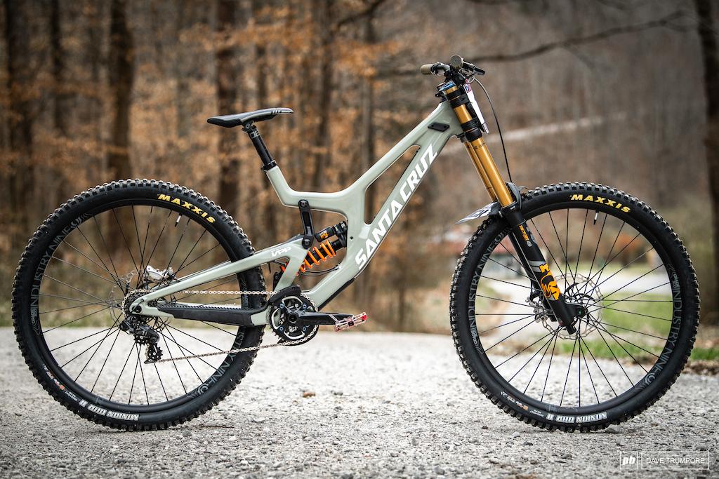 Max Morgan - production 29 Santa Cruz V10