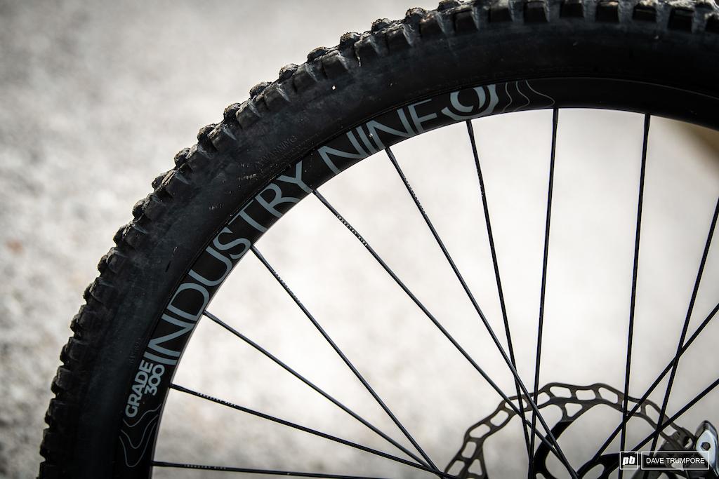 Max Morgan - Industry 9 wheels