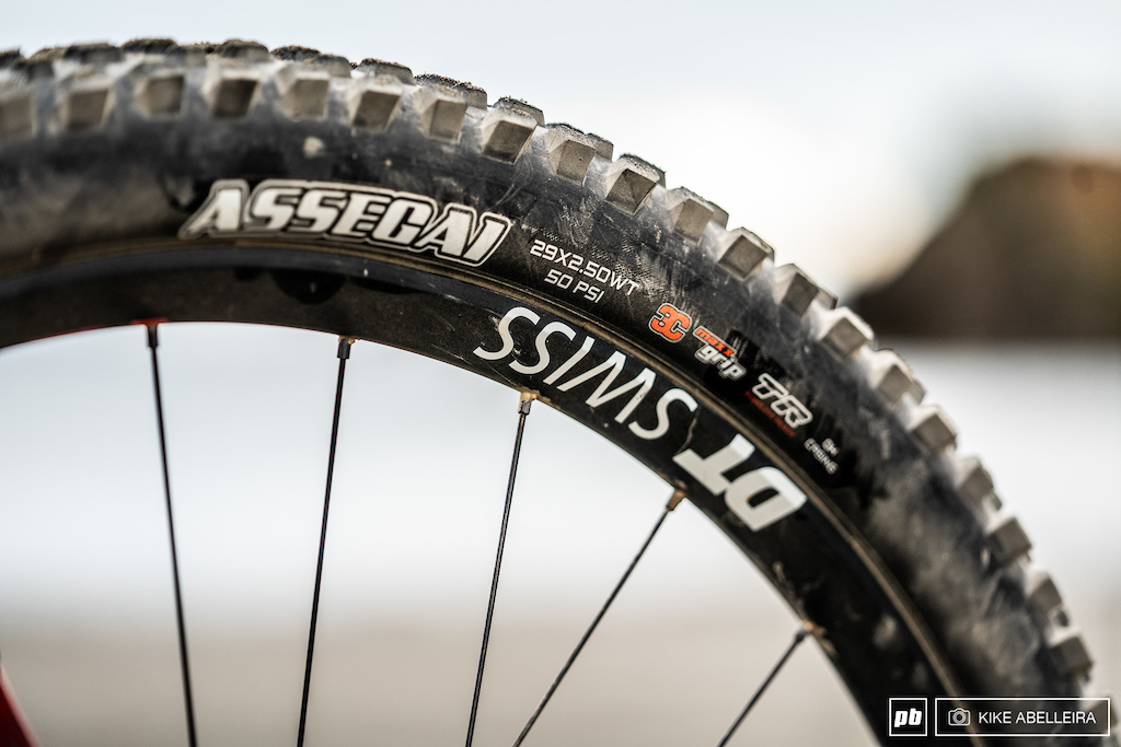 NZ Enduro 2019 tech