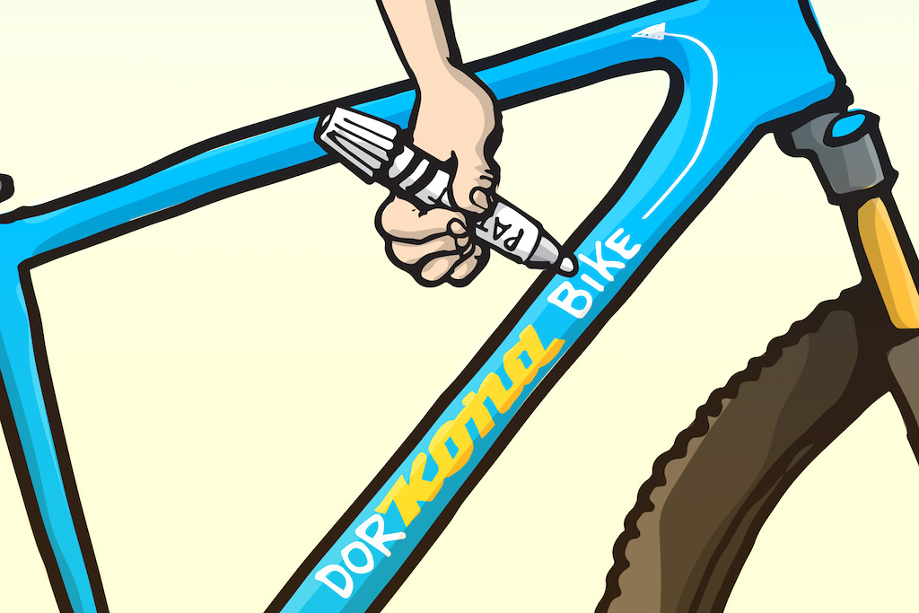 10 Things You Probably Shouldn t Do To Your Friends  Bikes With Markers -  Sunday Comics with Taj Mihelich 626606b88
