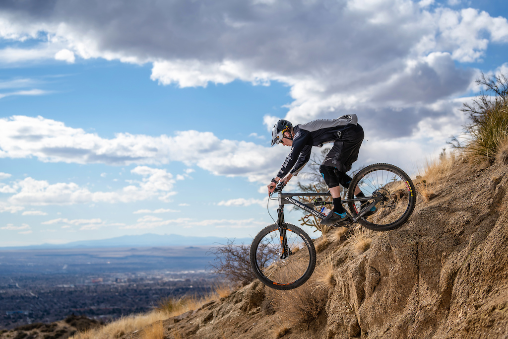 A great afternoon of riding and shooting in ABQ. Rider Jake Rehfeld with Heart Soul Racing