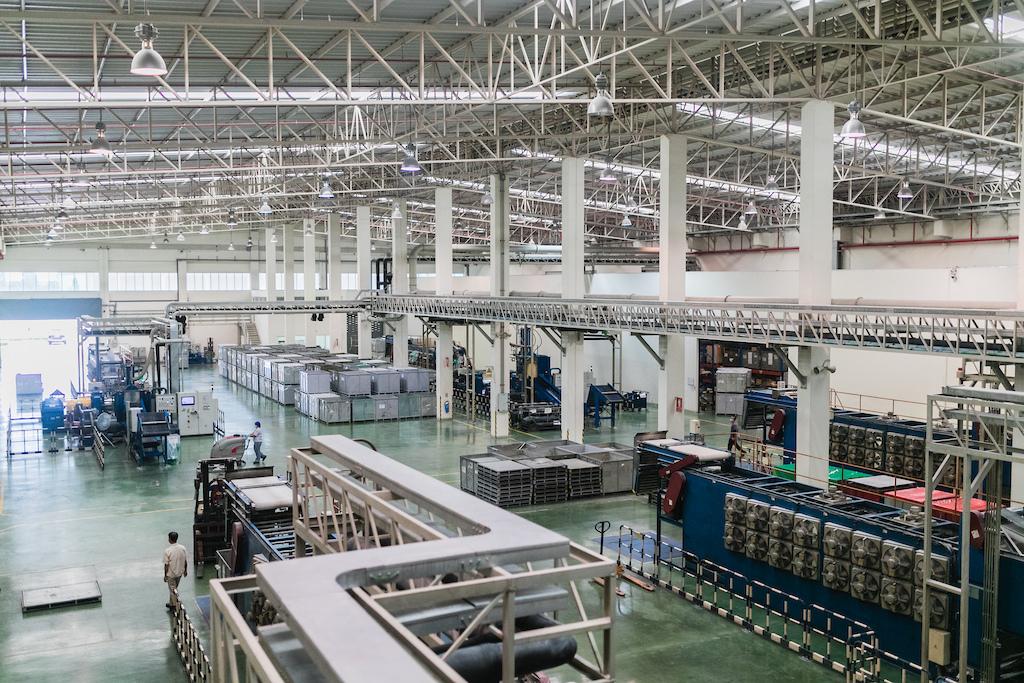 Vittoria Tire Factory
