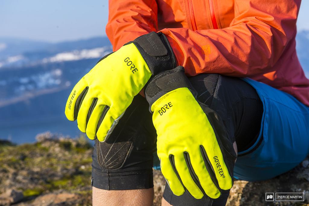 Gore Gloves