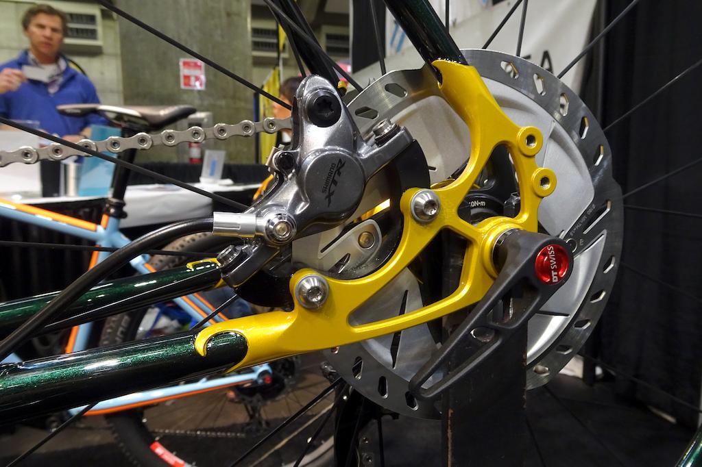 Dekerf gravel bike
