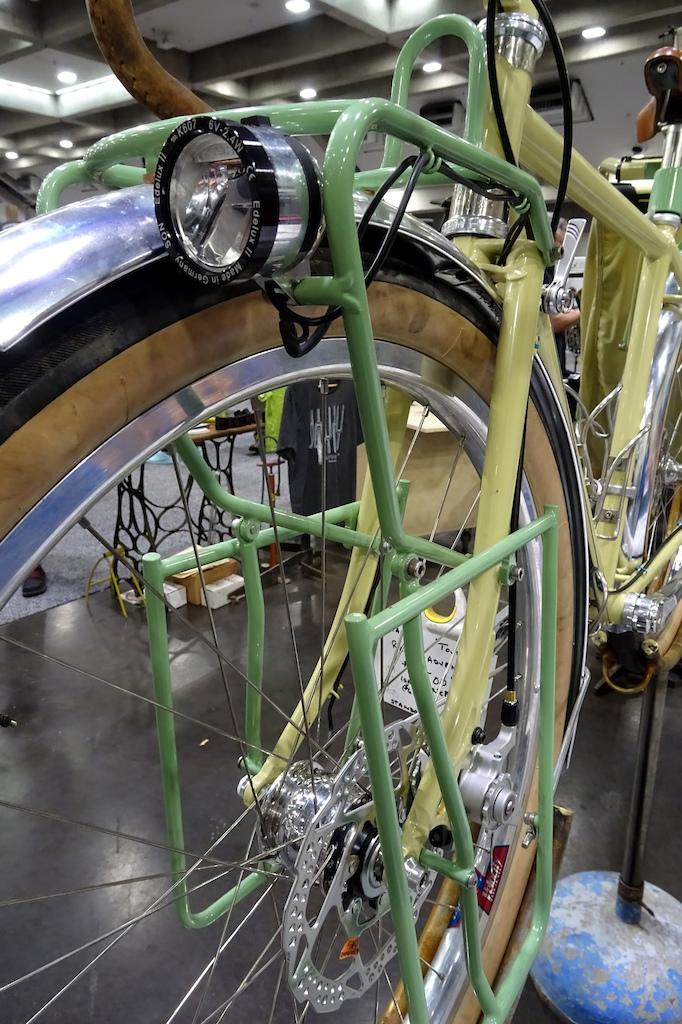 Frances Cycles town bike