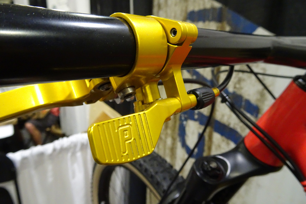 Paul Components dropper and brake lever