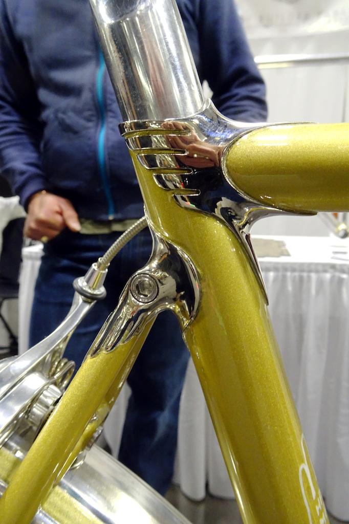Porter Cycles Best New Builder Award