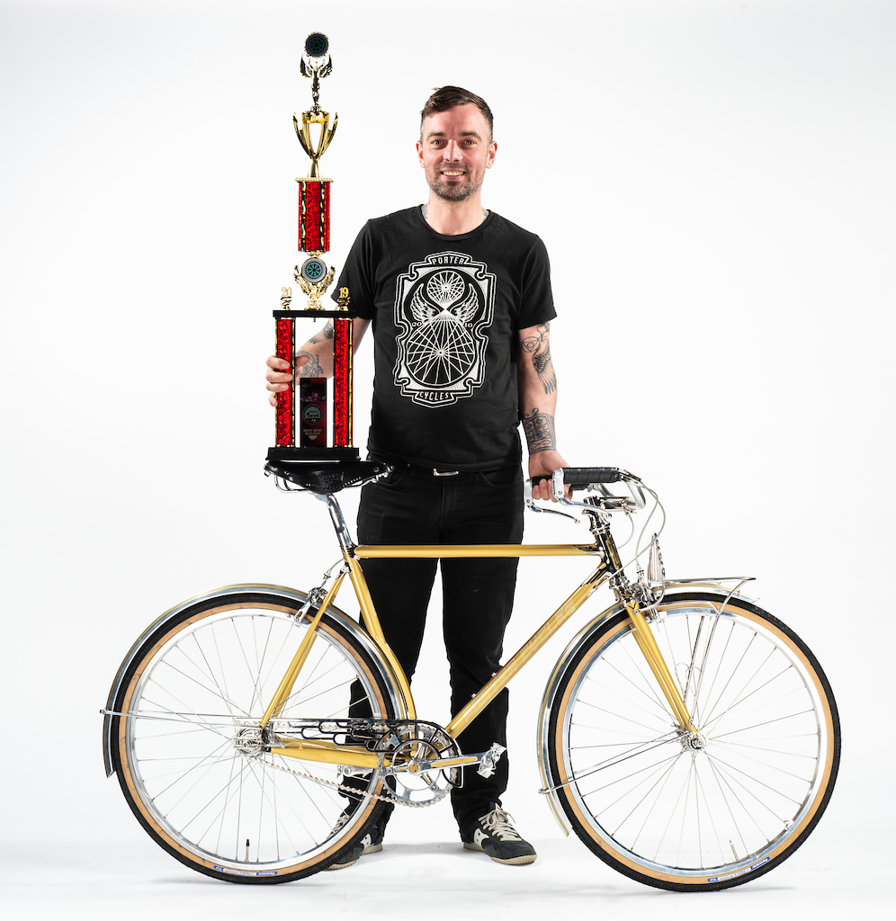 Porter Cycles Best New Builder