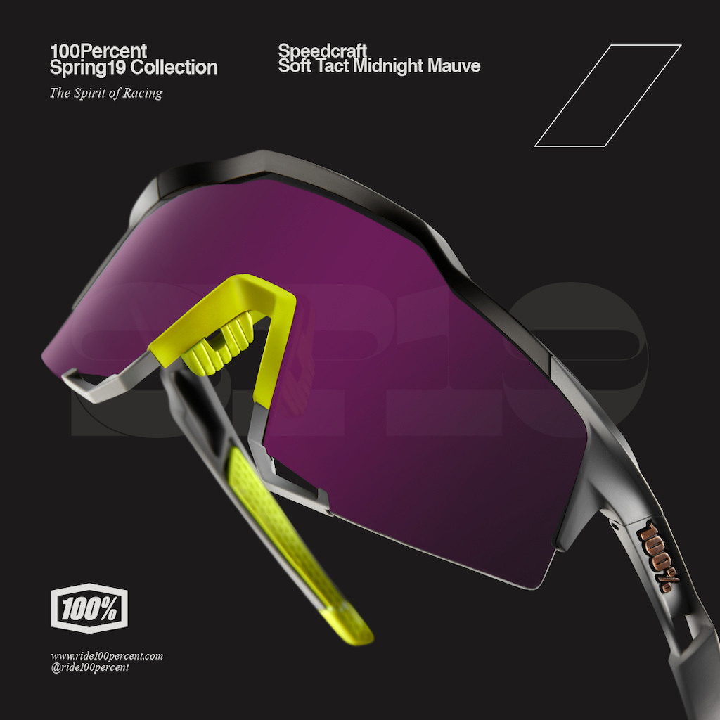 Speedcraft - Soft Tact Midnight Mauve