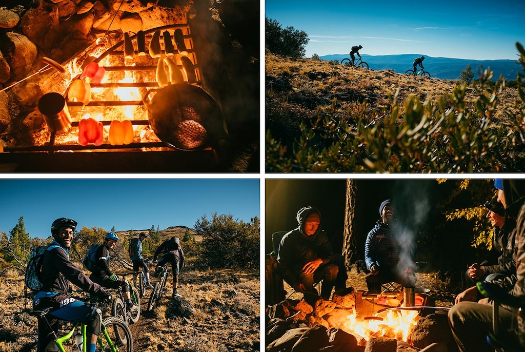 Off-season on the Oregon Timber Trail