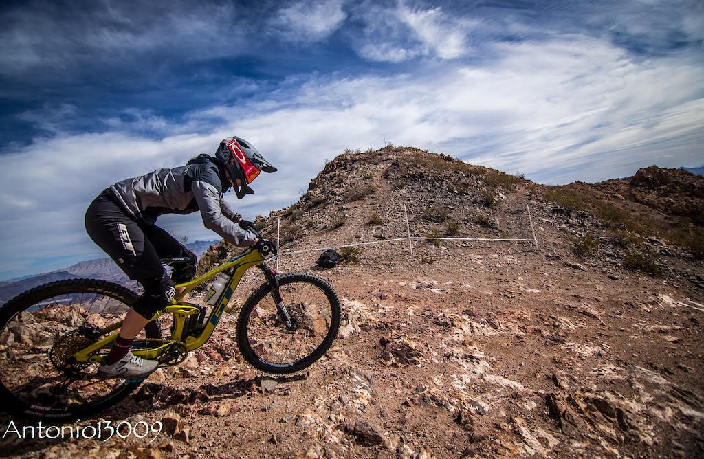 DVO Mob n Mojave Enduro presented by GT Bicycles February 2019. Photo by Antonio Marroquin