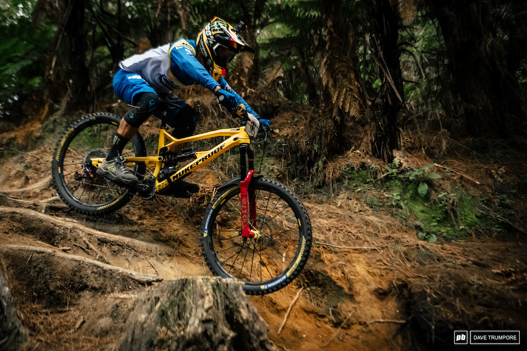 All eyes will be on this man Sam Hill as he tries to win the title for thew thirds straight year.
