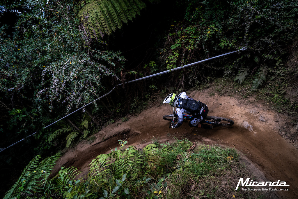 Miranda Racing Team rounds up 5th place in the teams competition in Round 1 of the EWS photo kikeabelleira