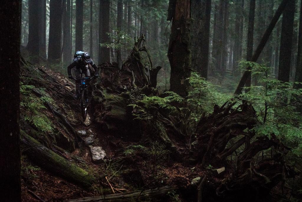 Rider Cooper Quinn Location North Vancouver BC