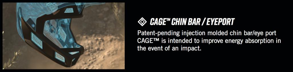 RPC Cage Chin Bar