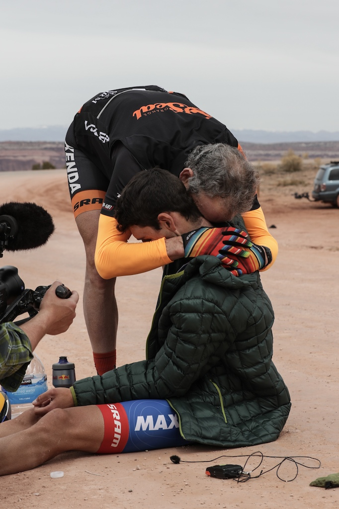 Payson McElveen Crushes the 100 Mile White Rim Record Red Bull Content Pool Photo