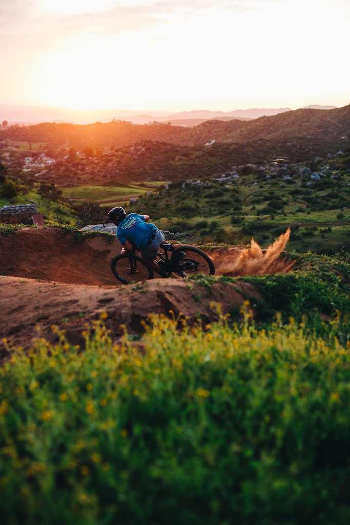 Sunset slalom sessions