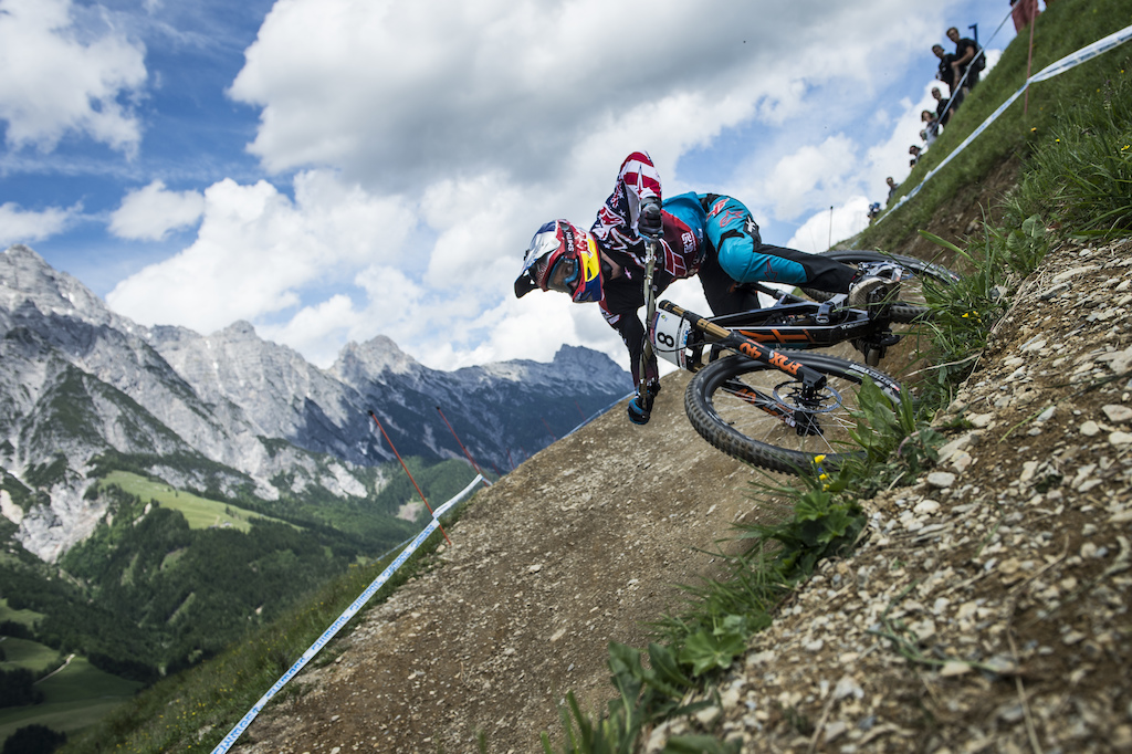 15248f235be Details Announced for Downhill Camp with Aaron Gwin at Bikepark Leogang
