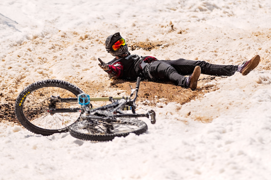 When riding fails, use the force.