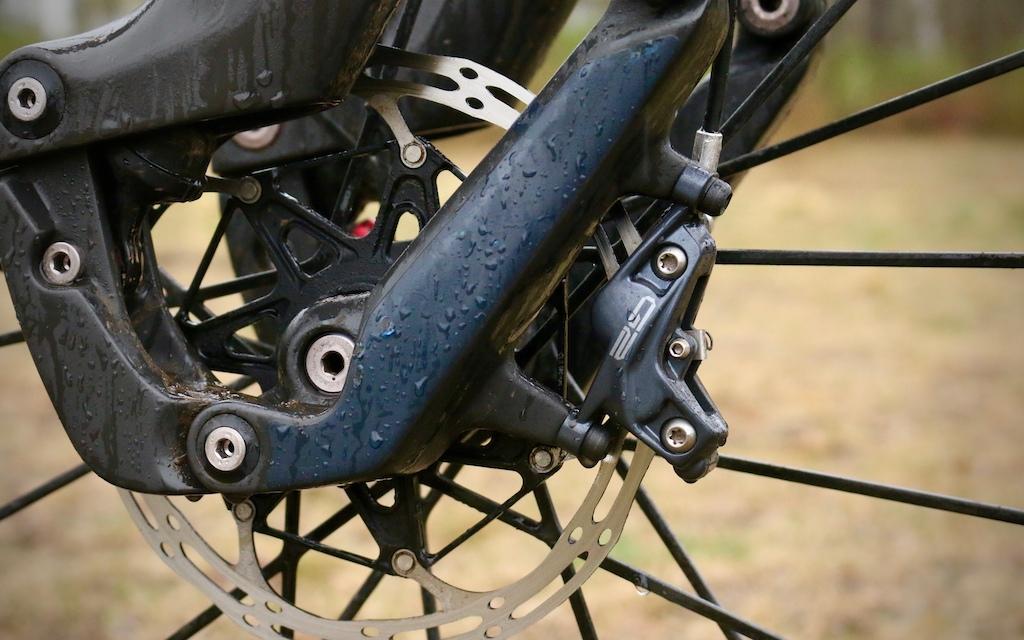 SRAM G2 brake review