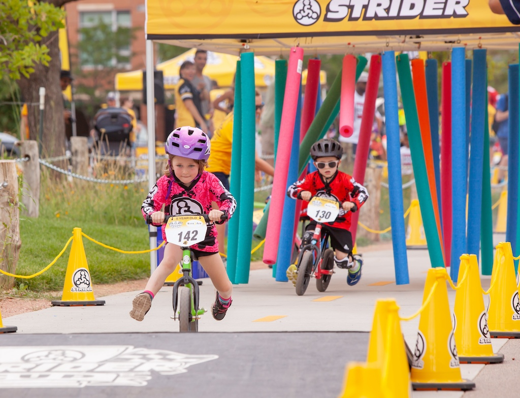 the 2018 Strider cup is upon us Cheers to the future generation od rippers