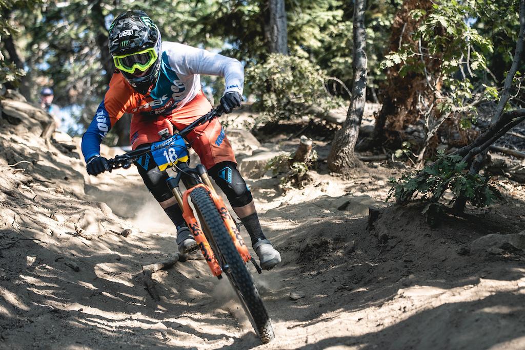 California Enduro Series at Snow Summit