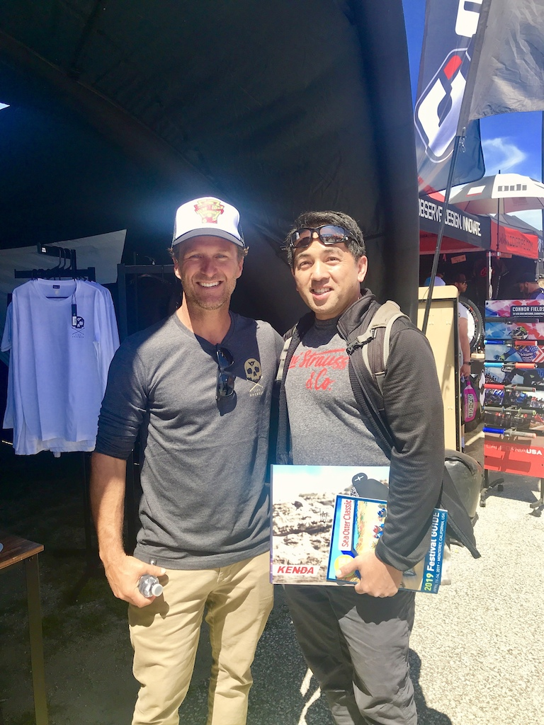 Sea Otter Classic 2019 With one of the Godfather of Freeride Richie Schley