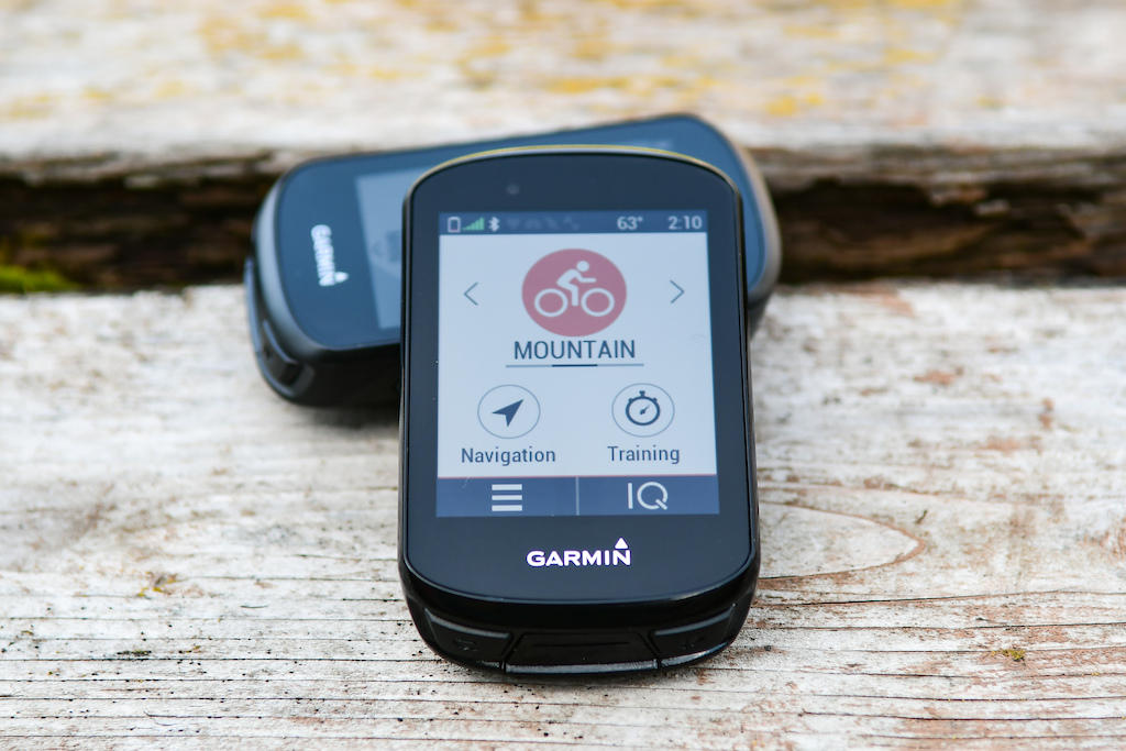 Garmin Cycle Computer >> First Look Garmin S New Edge 530 And 830 Cycling Computers Pinkbike