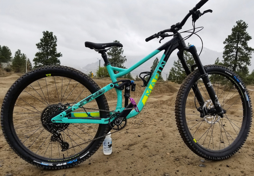 2019 Marin Alpine Trail 8