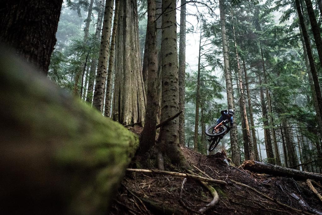 Rider: Matt Beer / Location: Mount Seymour, BC