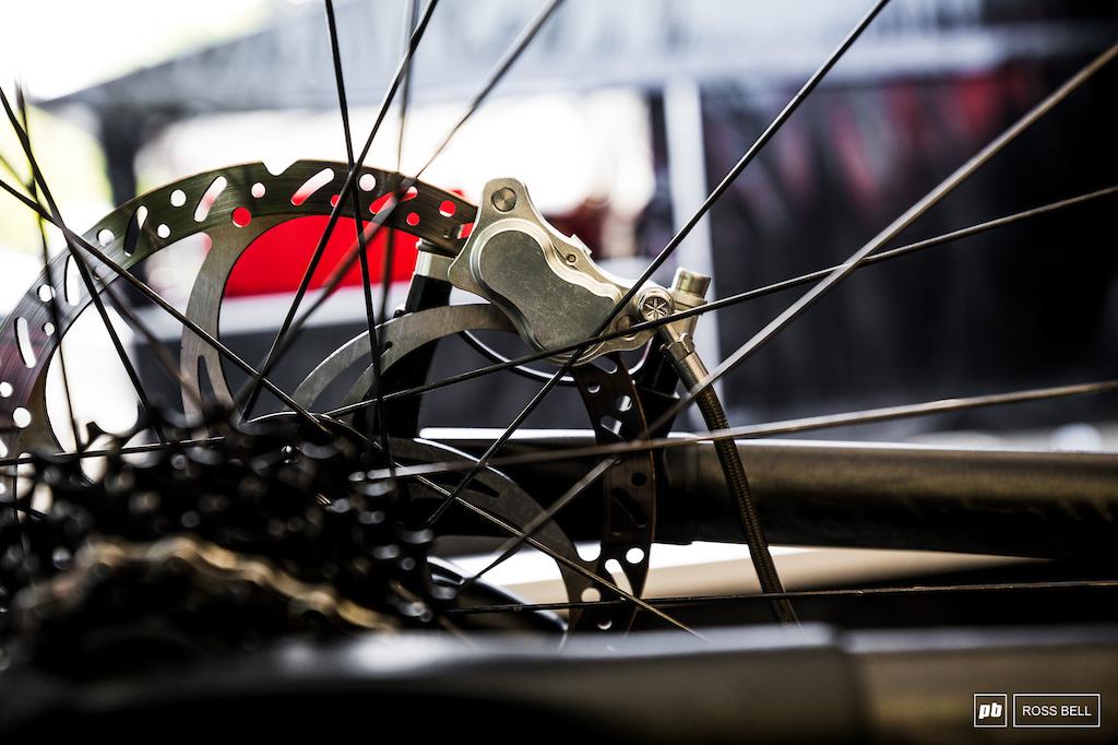 Atherton Bikes Gee Atherton
