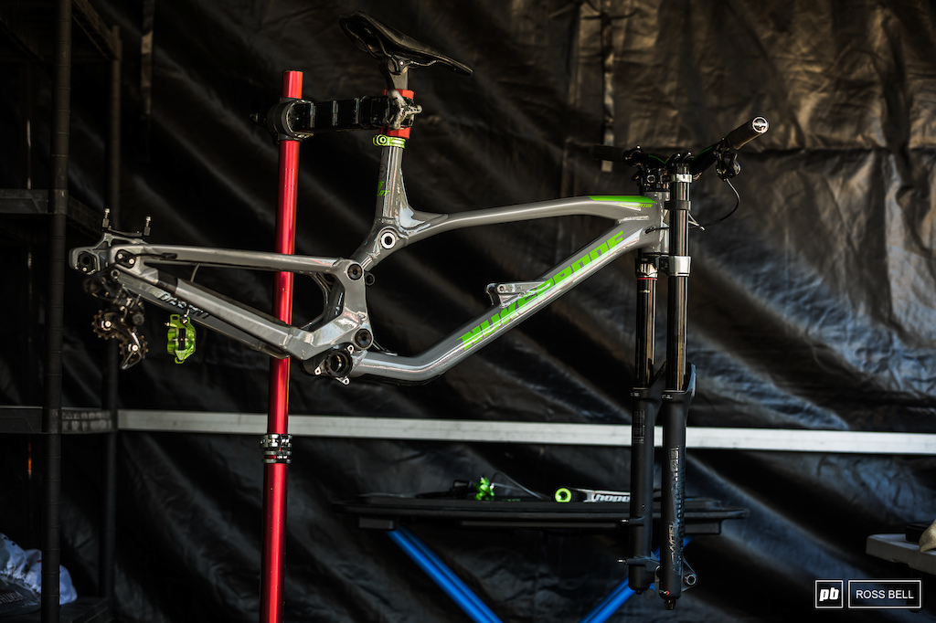 Adam Brayton s Nukeproof dissent gets a strip down.