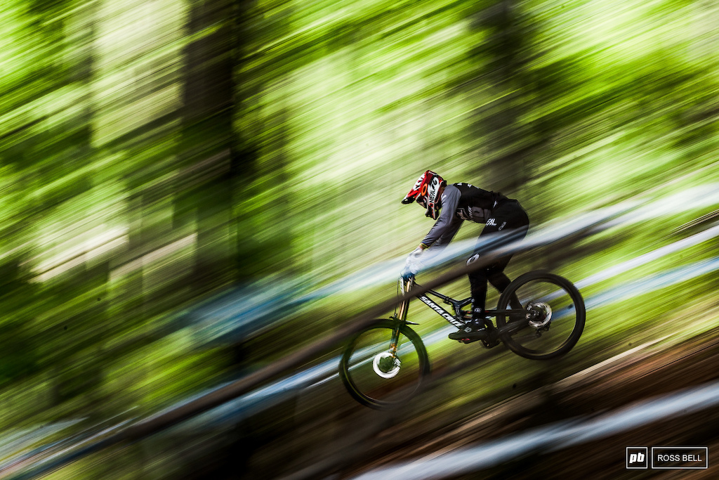 Greg Minnaar will be resigned to spectating tomorrow but you can count on him to come out all guns blazing in Fort William. A very happy hunting ground for Minnaar.