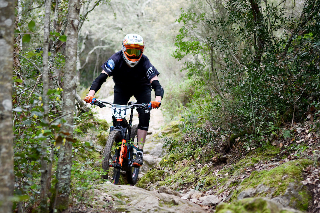 Jaume Llop on his eBike