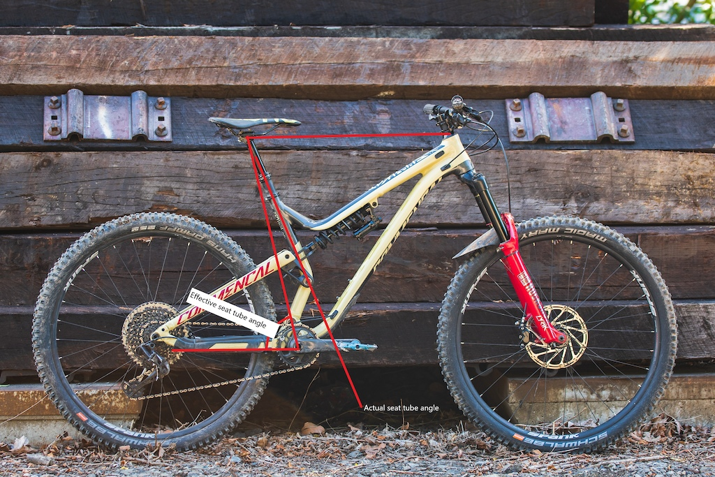 Opinion: Why Is Everyone Talking About Seat Tube Angles? - Pinkbike