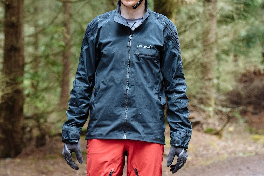 Norrona skibotn jacket review