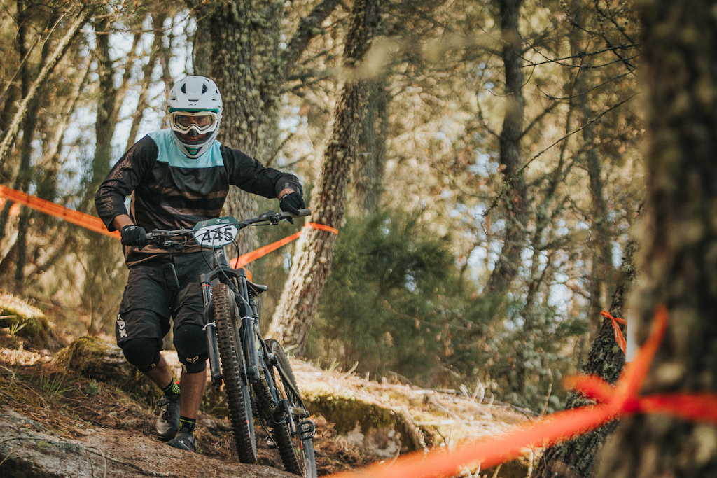 Photo report for BikePark Cadafaz Rapa covering the first round of the 2019 Portuguese Enduro Cup.
