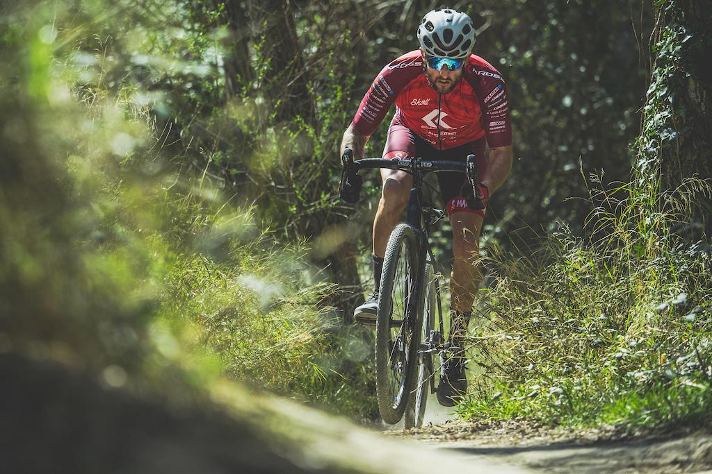 Supercars gravel bikes and dangerous trails