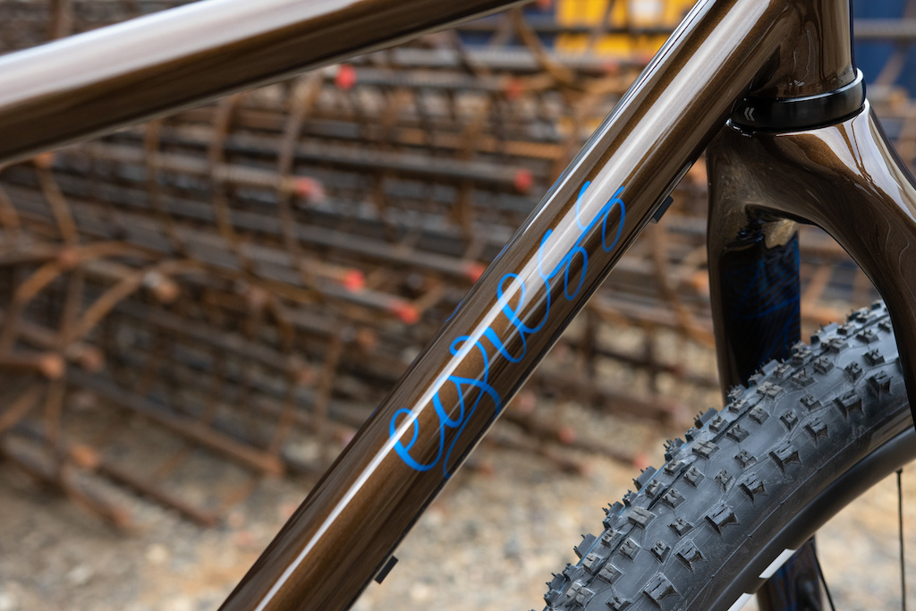 Egress 29er cross country single speed