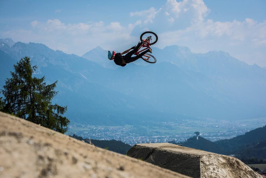 Bikepark Innsbruck by Stefan Voitl